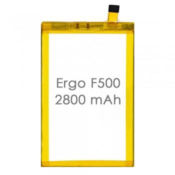 Аккумулятор Ergo F500 Force (2800 mAh)