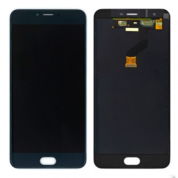 Дисплей Meizu M3X с тачскрином (Black)