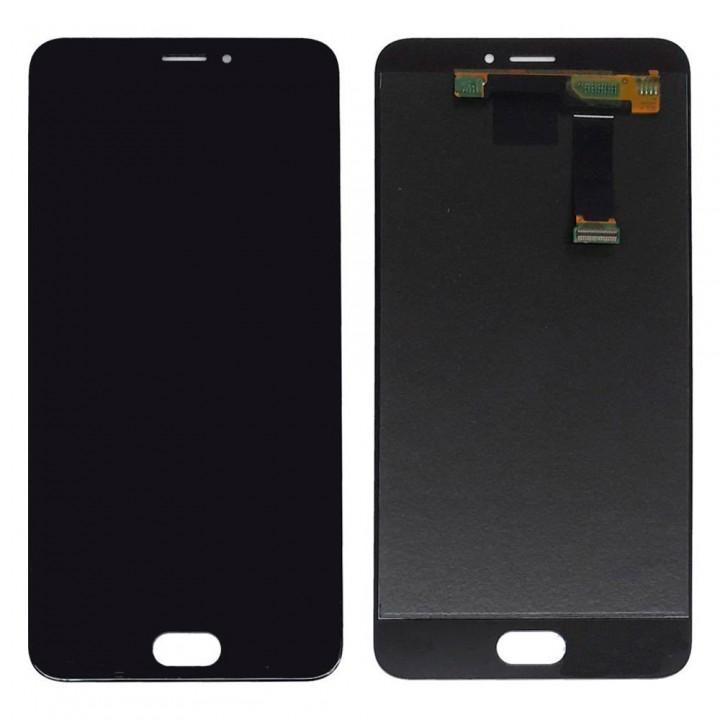 Дисплей Meizu MX6 (M685) с тачскрином (Black) Original PRC