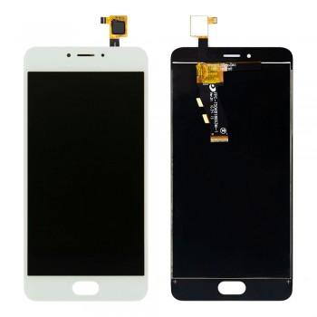 Дисплей Meizu M3 Mini (M688) с тачскрином (White)