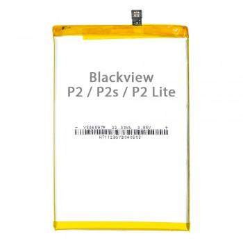 Аккумулятор Blackview P2 / P2s / P2 Lite (6000 mAh)