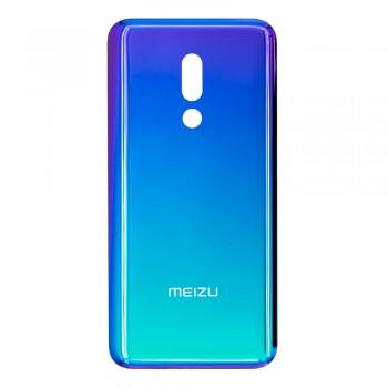 Задняя крышка для Meizu 16th (Aurora blue)