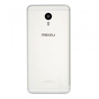 Задняя крышка для Meizu M3 Note (M681H) (Silver)