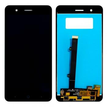 Дисплей ZTE Blade A510 с тачскрином (Black)