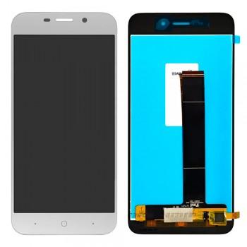 Дисплей ZTE Blade A601 с тачскрином (White)