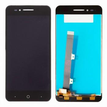 Дисплей ZTE Blade A610 с тачскрином (Black)