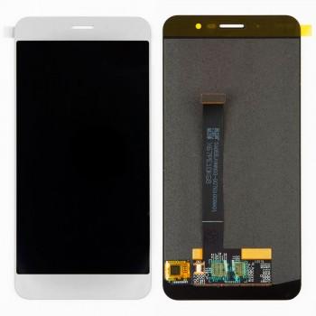 Дисплей ZTE Blade A910 с тачскрином (White)