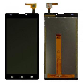Дисплей ZTE Blade L2 с тачскрином (Black)