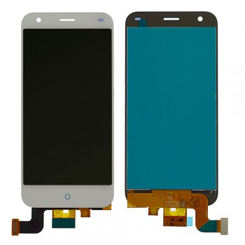 Дисплей ZTE Blade S6 с тачскрином (White)
