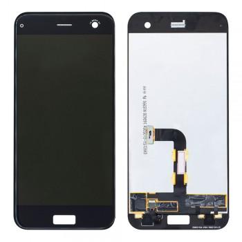 Дисплей ZTE Blade S7 / T920 с тачскрином (Black)