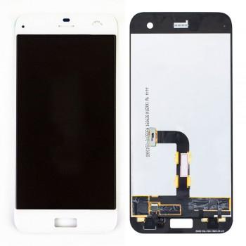 Дисплей ZTE Blade S7 / T920 с тачскрином (White)