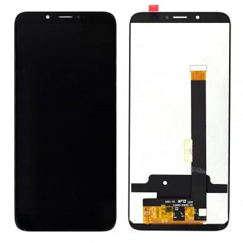 Дисплей ZTE Blade V18 с тачскрином (Black)