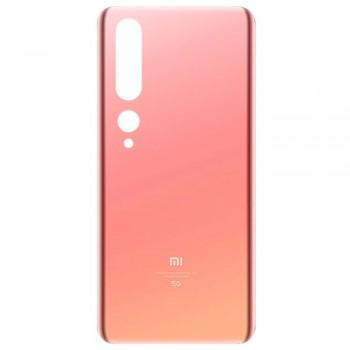 Задняя крышка для Xiaomi Mi 10 / Mi 10 Pro (Peach gold)
