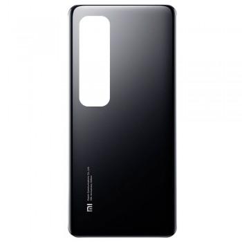 Задняя крышка для Xiaomi Mi 10 Ultra (Black) Original