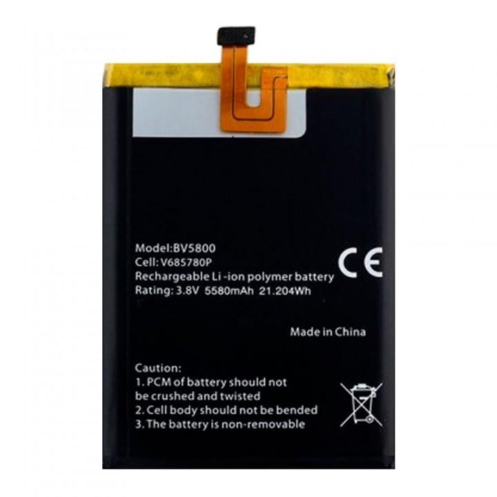 Аккумулятор Blackview BV5800 (5580 mAh)