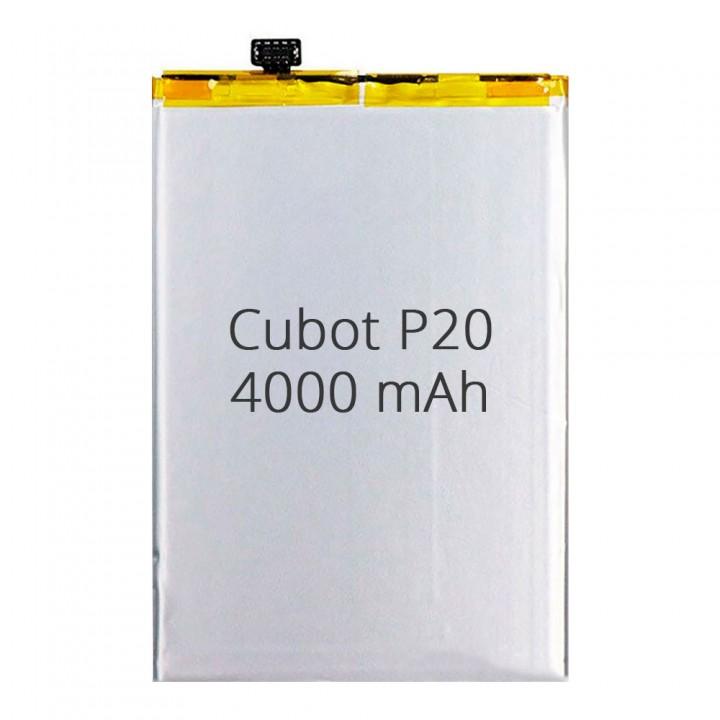 Аккумулятор Cubot P20 (4000 mAh)