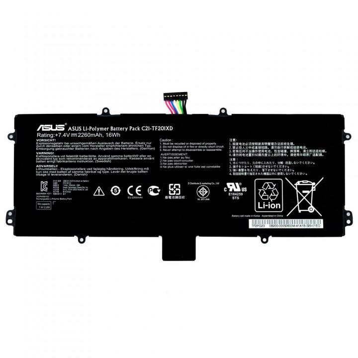 Аккумулятор Asus C21-TF201D / C21-TF201XD (2940 mAh)