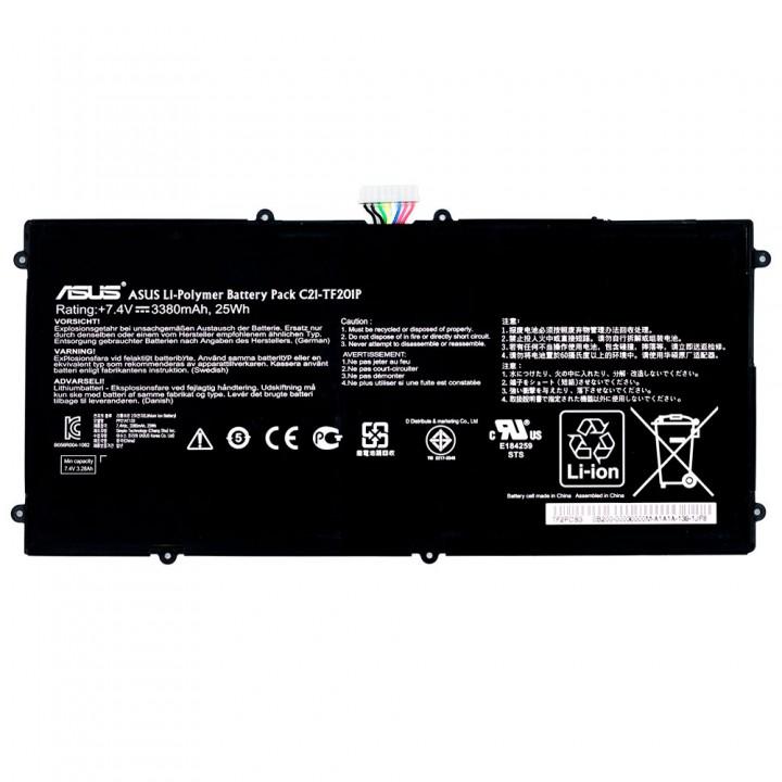 Аккумулятор Asus C21-TF201P (3380 mAh)