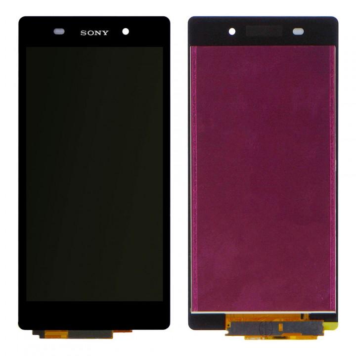 Дисплей Sony D6563 Xperia Z2a с тачскрином (Black)