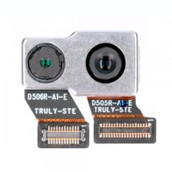 Основная камера для Nokia 7.1 (12MP + 5MP) Original