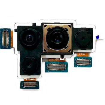 Основная камера для Samsung A515F Galaxy A51 (48MP + 12MP + 5MP + 5MP) Original