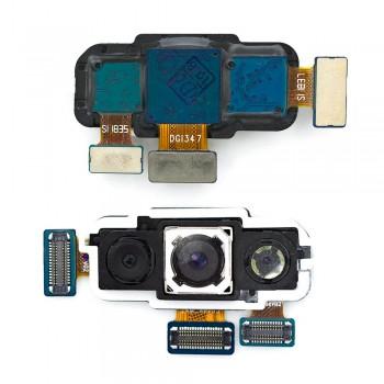 Основная камера для Samsung A750F Galaxy A7 (2018)