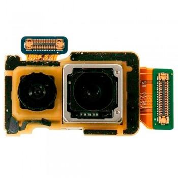 Основная камера для Samsung G970F Galaxy S10e (12MP + 16MP)