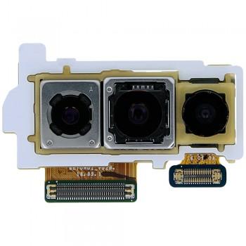 Основная камера для Samsung G973F Galaxy S10 / G975F Galaxy S10 Plus (12MP + 12MP + 16MP)