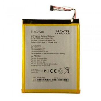 Аккумулятор Alcatel TLp028AD / TLp028A2 (2820 mAh)