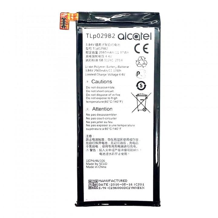 Аккумулятор Alcatel TLp029B1 / TLp029B2 (2950 mAh)