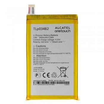 Аккумулятор Alcatel TLp034B1 / TLp034B2 (3400 mAh)