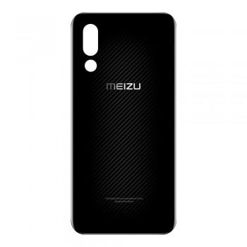 Задняя крышка для Meizu 16s (Black) Original PRC
