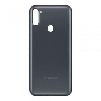 Задняя крышка для Samsung A115 Galaxy A11 (Black) Original PRC