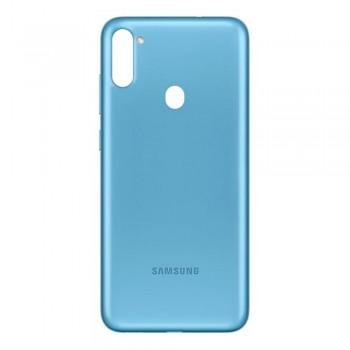 Задняя крышка для Samsung A115 Galaxy A11 (Blue) Original PRC