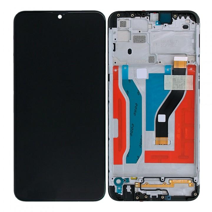 Дисплей Samsung A107 Galaxy A10s (2019) с тачскрином (Black) (Original) в рамке