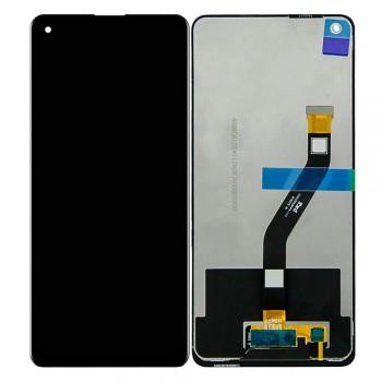Дисплей Samsung A215 Galaxy A21 (2020) с тачскрином (Black) (Original)