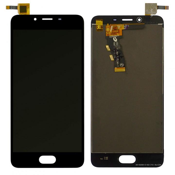 Дисплей Meizu U10 (U680) с тачскрином (Black)