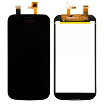 Дисплей Nokia 1 с тачскрином (Black)