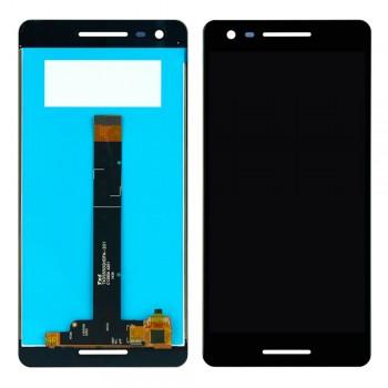Дисплей Nokia 2.1 с тачскрином (Black)