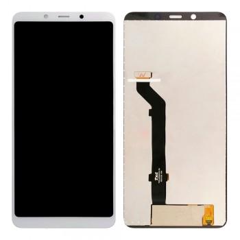 Дисплей Nokia 3.1 Plus с тачскрином (White) Original PRC