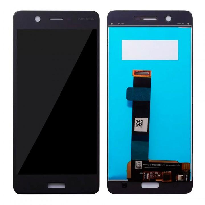 Дисплей Nokia 5 с тачскрином (Black)