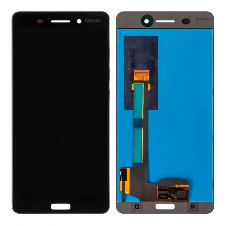 Дисплей Nokia 6 с тачскрином (Black)