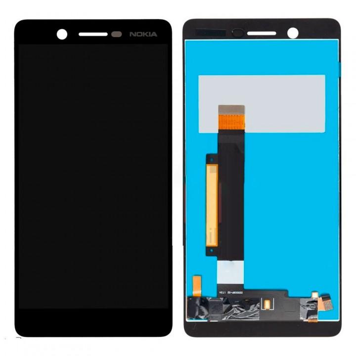 Дисплей Nokia 7 с тачскрином (Black)
