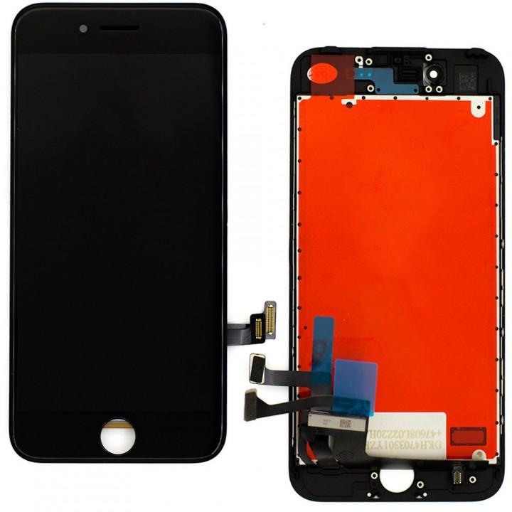 Дисплей iPhone 7 с тачскрином (Black) Original PRC в рамке