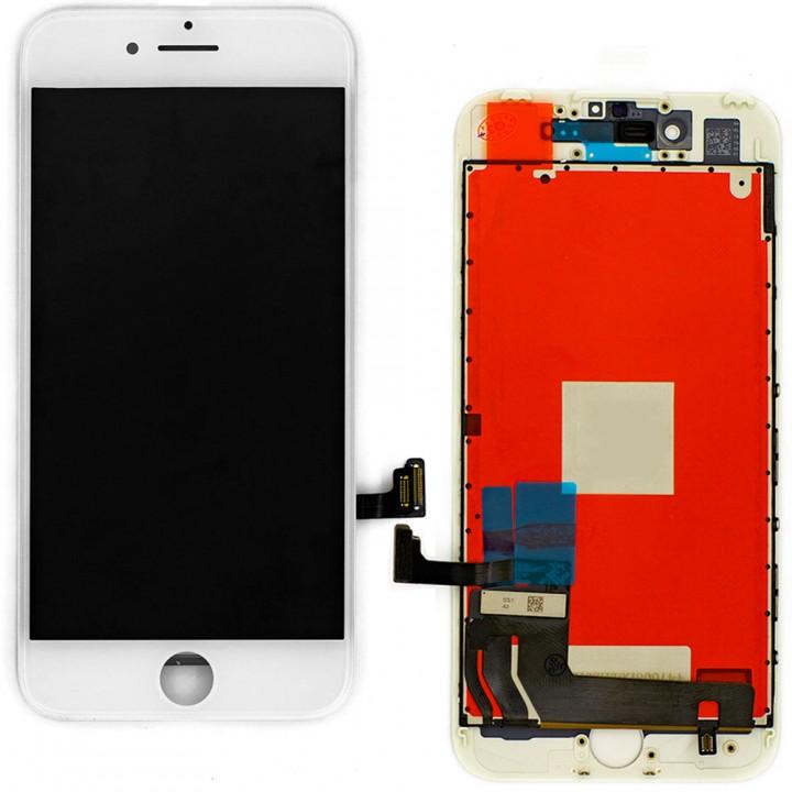 Дисплей iPhone 7 с тачскрином (White) On-Cell в рамке