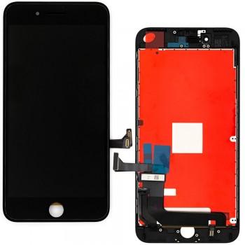 Дисплей iPhone 7 Plus с тачскрином (Black) Original OEM в рамке
