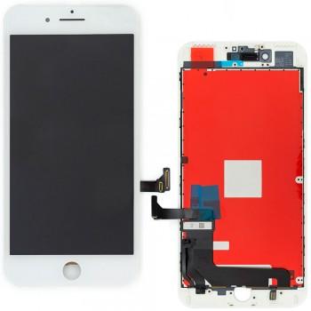 Дисплей iPhone 7 Plus с тачскрином (White) Service Original в рамке