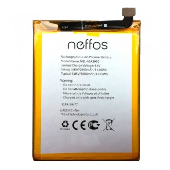 Аккумулятор TP-Link Neffos NBL-40A2950 для TP-Link Neffos C9 Max (3000 mAh)
