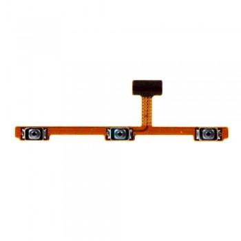 Шлейф Meizu M2 Note с кнопкой вкл/выкл и регулировки громкости