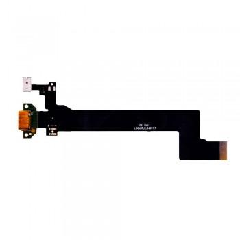 Шлейф Meizu MX5 Pro с разъемом зарядки